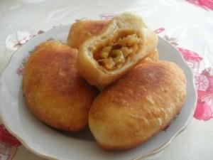 Тесто для жареных пирогов